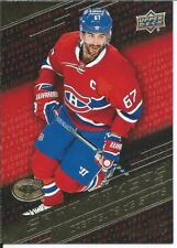 2017-18 Upper Deck Tim Hortons Stat Makers MAX PACIORETTY SM-10 Montreal