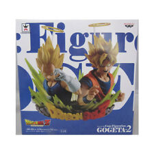 Dragonball Z Super Saiyan Son Gokou & Vegeta Com:Figuration vol.2 New N767