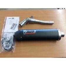 MIVV-Auspuff HONDA XL 125 VARADERO Bj.ab 2007 (OVAL,Carbon,Motorrad)