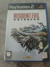 PlayStation 2 Resident Evil Outbreak PAL CIB