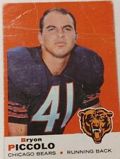 New listing 1969 Topps Football Brian Byron Piccolo Byron Rookie Cards #26