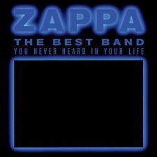 Frank Zappa-The Best Band You Never Heard In Your Life-2 CD SET-Rock,Avantgarde
