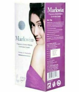Markwin Pregnancy Stretch Marks & Scar Cream - 60 gm | Free Shipping