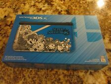 Nintendo 3ds Xl Super Smash Bros Blue Edition System NEW SEALED FREE SHIPPING