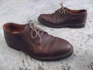 Men's COLE HAAN brown leather oxford shoe sSz. 11 m