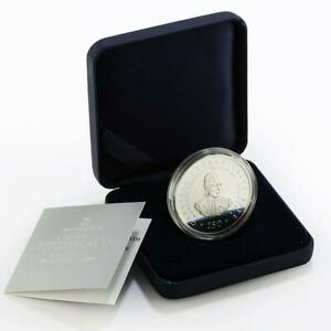 Lithuania 50 litu 150th of Gabriele Petkevicaite-Bite proof silver coin 2011