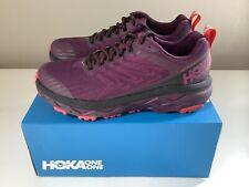 NEW Hoka One One Challenger ATR 5 Women's Running Shoes - Purple - Sz 7.5 D Wide