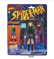 Marvel Legends Series Spider-Man Gwen Stacy/Mary Jane Retro Collection  Figure