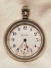 Hamilton 926 17 Jewel Size 18S Pocket Watch, Not Running