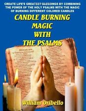 Candle Burning with the Psalms by William A. Oribello (Softcover)