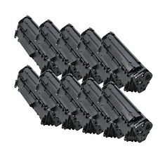 10PK New Q2612A 12A Toner Cartridge Fits HP LaserJet 3052/3055/M1319/M1319f
