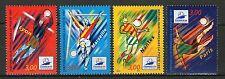 SERIE TIMBRES 3074-3077 NEUFS XX LUXE - FRANCE 98 - COUPE DU MONDE DE FOOTBALL