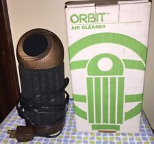 Rare Vintage ISI Orbit Air Purification Cleaner Berkeley Ca 1981