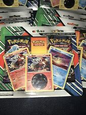 Pokemon 2 Booster Pack Blister w/ 3 Legendary Beasts Promo Cards NEW! DEAL!
