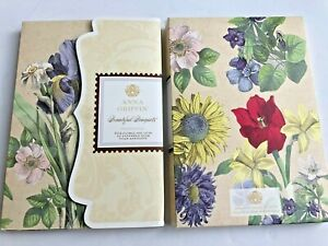 Anna Griffin Beautiful Bouquets 504 Floral Die Cuts To Assemble Foam Adhesive