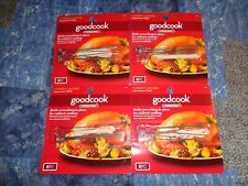 Lot of 4-8 Packs Goodcook Turkey Time Lacers Bradshaw International 32 Total
