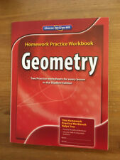 Merrill Geometry: Geometry, Homework Practice Workbook by McGraw-Hill...