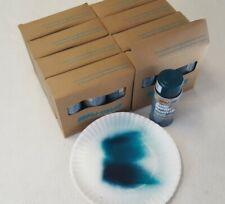 NOS Vintage Lot of 24 Dupli-Color Paint Can Duplicolor CC 392 Spruce Blue