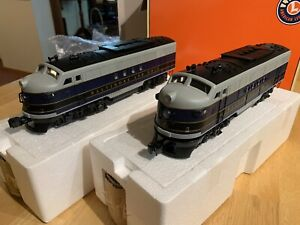 Lionel 6-18166 FT AA B&O Command Diesel Locomotive *LNIB *FREE Shipping
