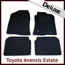 TOYOTA AVENSIS Estate 2003 2004 2005 2006...2009 Tailored LUXURY 1300g Car Mats