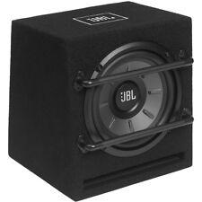 Subwoofer attivo auto JBL Stage 800BA Sub Woofer box amplificato compatto baule
