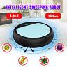 4 in 1 Vacuum Cleaner Smart Floor Sweeping Robot Automatic Clean UV Sterilizer