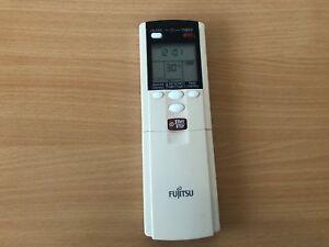 FUJITSU AR-DL3 Air Conditioning infrared remote controller Air con