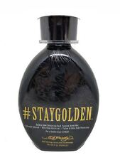 Ed Hardy #StayGolden Stay Golden Dark Tanning Bed Lotion