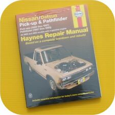 Repair Manual Book for Nissan Datsun Pickup 720 Pathfinder