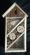 Gardirect Natural Insect Hotel, Bee & Butterfly House #1 - Large 14-3/4'' x 8''