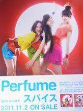 Perfume Poster Spices Original promo B2