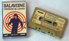 Cassette Audio Daniel Balavoine - Vendeur de larmes - K7