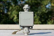 SOR StaticORing differential pressure switch 15RB-K2-N4-C2A adj range 2.5-8 PSID