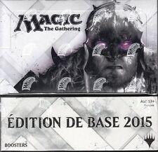 FRENCH M15 Booster Box Magic 2015 Core Set - Sealed - Magic: The Gathering