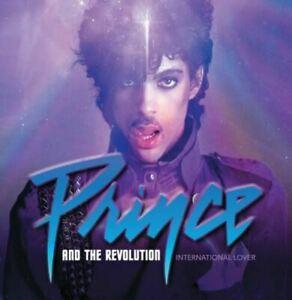 Prince And The Revolution - International Lover BoxSet 10CD