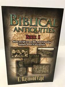 BIBLICAL ANTIQUITIES ONE - GENESIS - GREAT FLOOD - NOAH - JACOB'S PILLAR