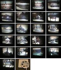 Super 8 mm Film-Privatfilm ca.1981-Säckingen Ortschaft-Straßen-Landschaft