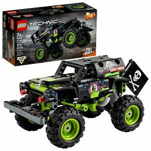 LEGO Technic 42118 - Monster Jam - Grave Digger Truck (212 pieces) NEW 2021