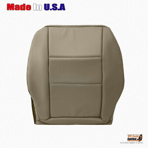 Fits 2010 2011 Mercedes Benz C250 C300 C350 Left Bottom Vinyl Seat Cover In Tan