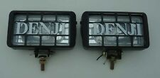 "2PCS  4""x6"" OFF ROAD LIGHT TRUCK DRIVING/FOG  LIGHT WITH GRILLE GUARD"