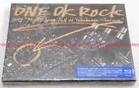 ONE OK ROCK 2014 Mighty Long Fall at Yokohama Stadium Blu-ray Photobook Japan R