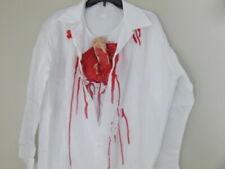 Vampire Shirt Adult Costume Bloody Stake Halloween Zagone Studios