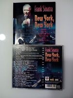 SINATRA FRANK - NEW YORK NEW YORK  - CD