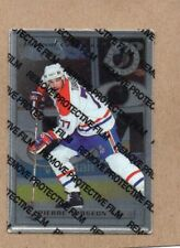 pierre turgeon montreal canadiens 1996/97 leaf steel 26 card