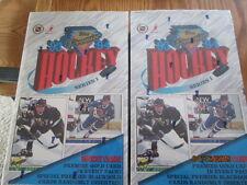 2 Box Lot 1993/94 TOPPS UNOPENED PREMIER HOCKEY SERIES 1 Box * 36 Packs per box