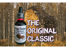 ICECUBE'S Triple Extracted Blackberry Infused 2 oz. CHAGA Tincture