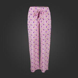 Bee And PuppyCat Pants Sweatpants Pajamas Size Medium Women's Authentic New