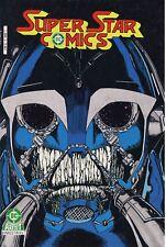 Super Star Comics N°5 - DC Comics - Eds. Arédit - 1986