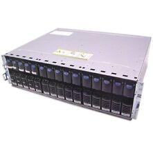 """6.75TB (15 x 450Gb) HDD 3.5"""" Dell EMC KTN-STL4 Hard Drive Array- FCC 15k"""