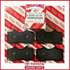 2003-2019 TOYOTA 4RUNNER FRONT CERAMIC BRAKE PADS GENUINE OEM NEW 04465-AZ100